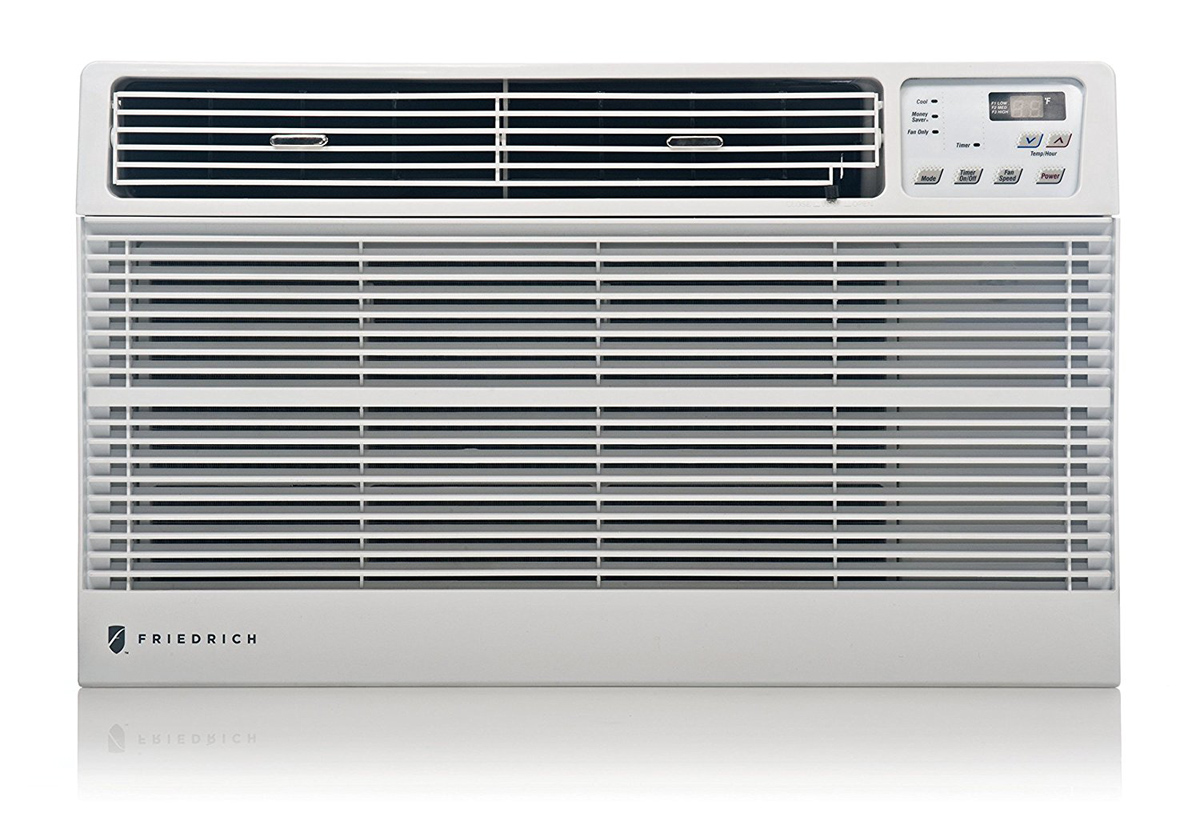 8,000 BTU 115 Volt Friedrich Room Uni-Fit Air Conditioner