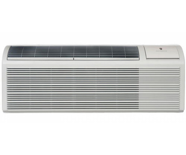 FRIEDRICH PACKAGED TERMINAL AIR CONDITIONER, 15K BTU, HEAT PUMP, 230 VOLT