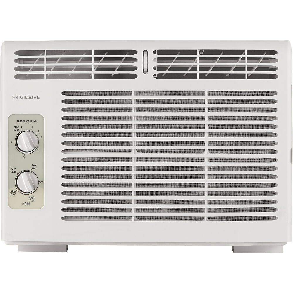 5000 BTU Window Air Conditioner, Rotary Controls