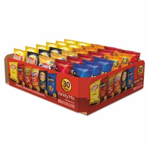 Classic Variety Mix, Assorted, 30 Bags per Box