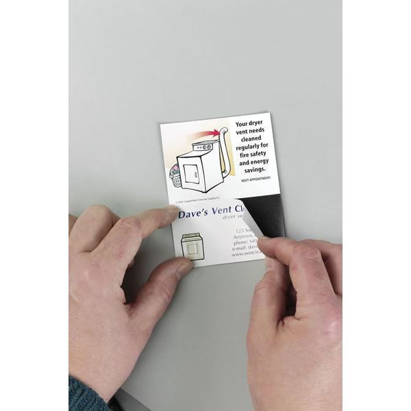 Dryer Vent Cleaning Repeat Appointment Magnets And Cards, Pack Of 100