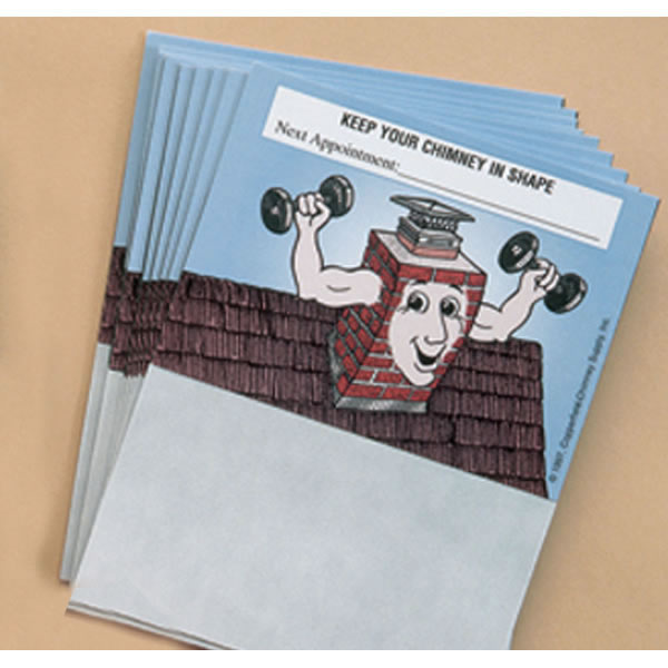 Keep In Shape Repeat Appointment Magnets And Cards, 4 5/8