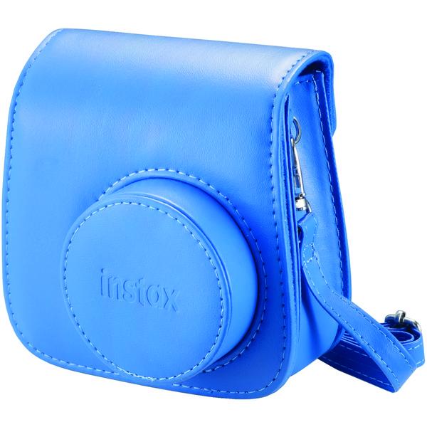Fujifilm 600018143 Instax Mini 9 Groovy Case (Cobalt Blue)