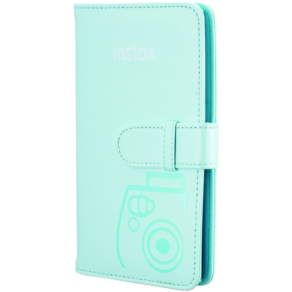 Fujifilm 600018323 Instax Wallet Album (Ice Blue)
