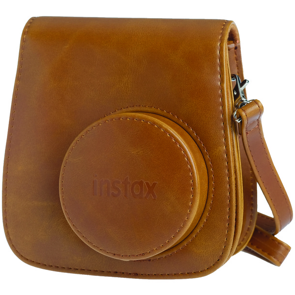 Fujifilm 600018469 Instax Mini 9 Groovy Case (Tan)
