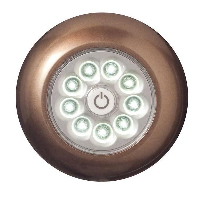 30016-307 9LED 3PK BZ LIGHT