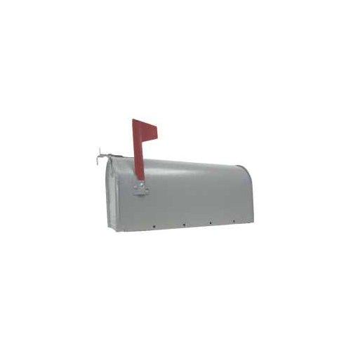 1-1 T1 GM SILVER STEEL MAILBOX