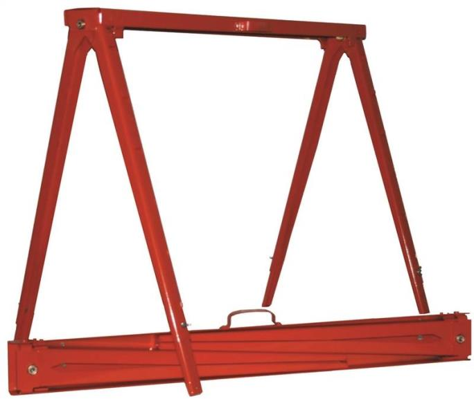 SAWHORSE FOLDING PORTABLE ADJ