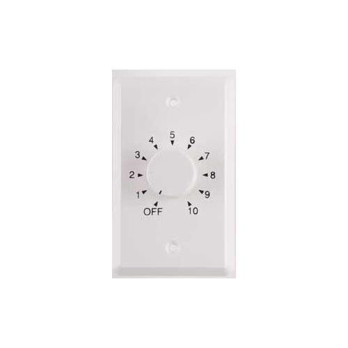 Factor Volume Control 25W 25-70V White