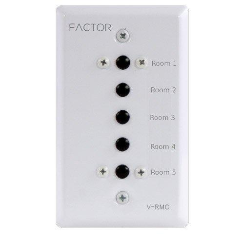 Factor In-Wall 5 Room Amplifier Combiner