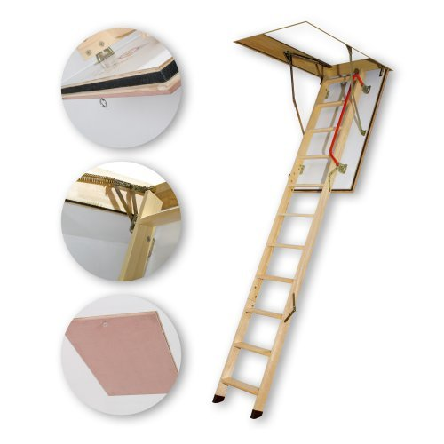 FAKRO LWF-66828 Fire-Resistant Attic Ladder