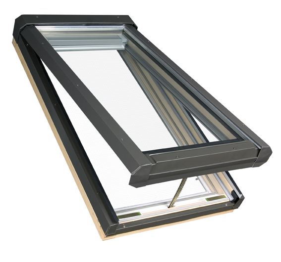 FAKRO FV-805516 Manual Venting Skylight  48x27