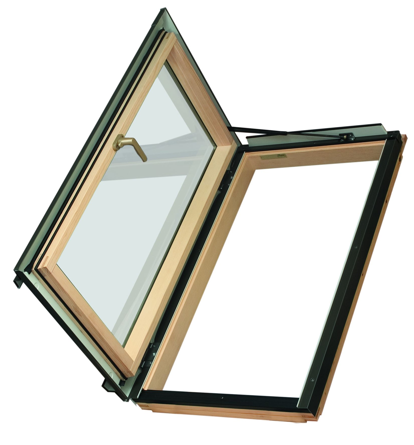FAKRO FWU-L-69157 Side Hung Roof Access Window  24x38