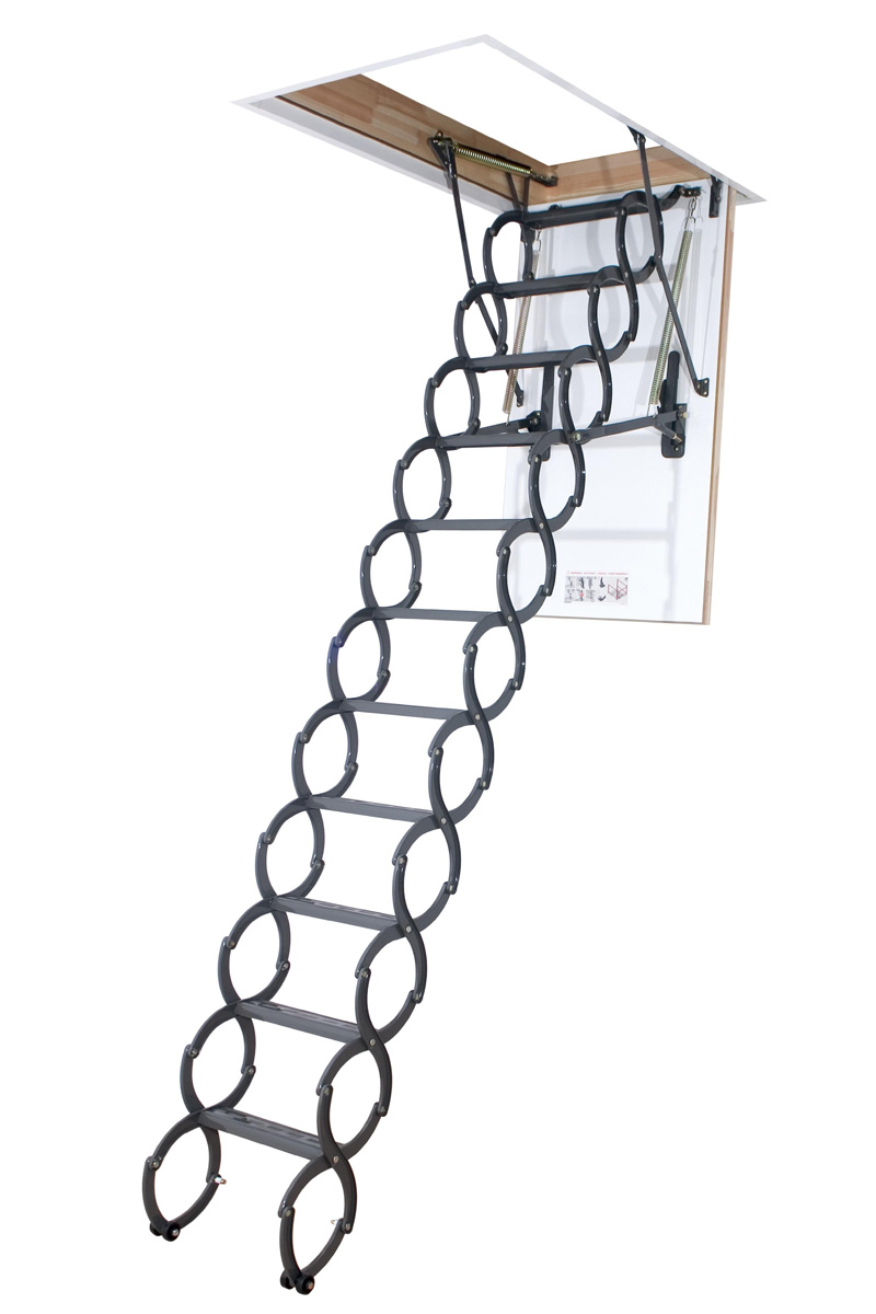 FAKRO LST-66875 Scissors Loft Ladder  22x31