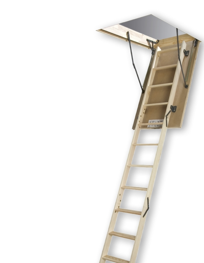FAKRO LWS-M-66711 Attic Ladder  27x47