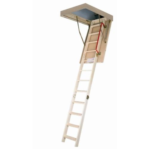 FAKRO LWT-66891 Wooden Folding Highly Insulated Loft Ladder  22x47