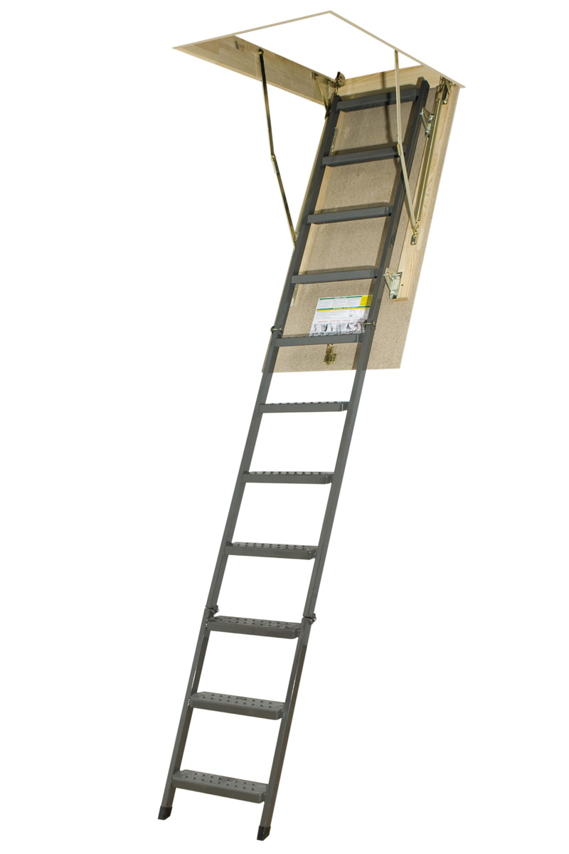 FAKRO OWM-66862 Folding Metal Ladder  22x54