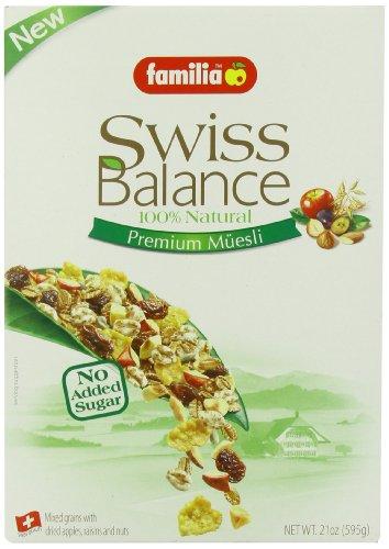 Muesli Cereal - Sugar Free ( 6 - 21 OZ )