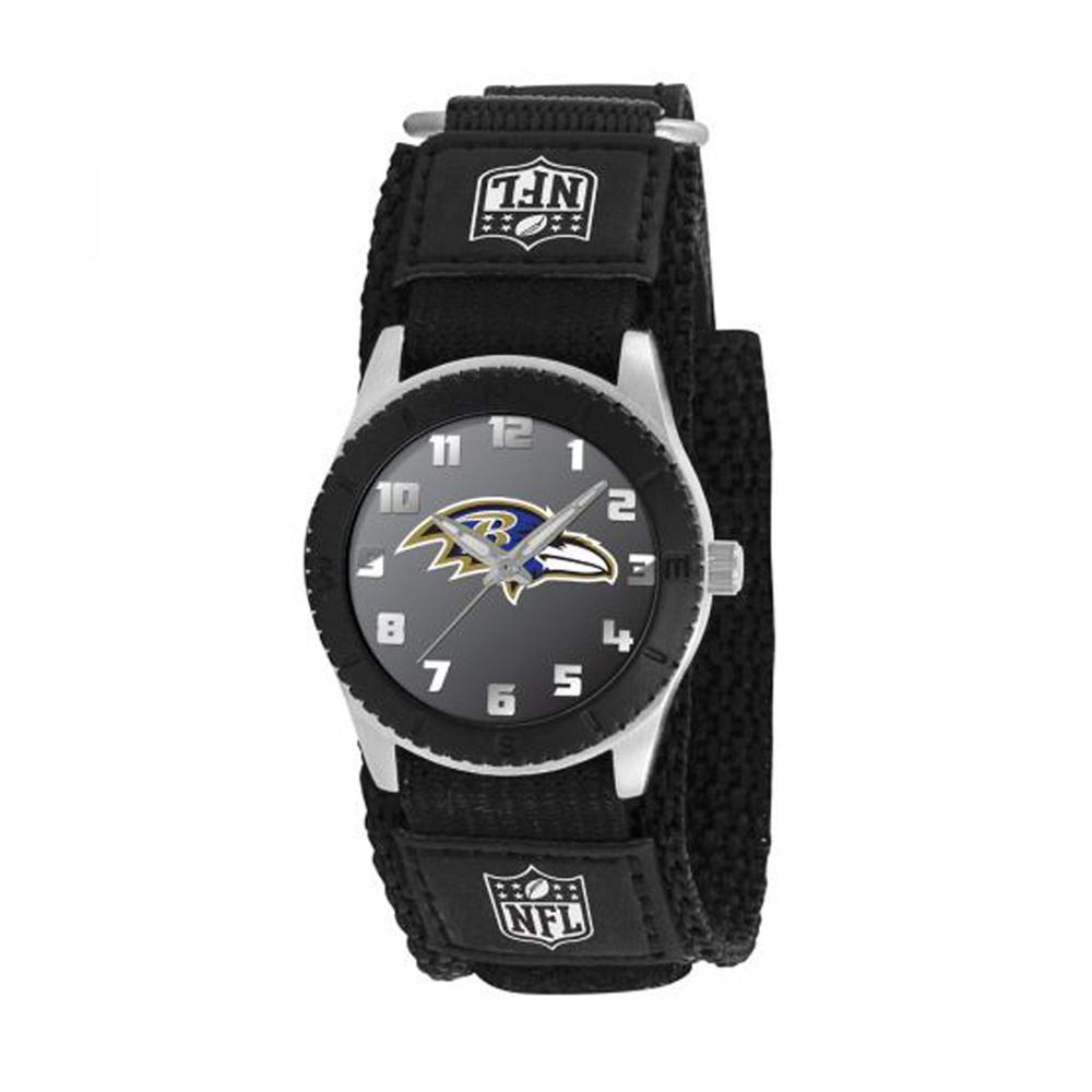 Baltimore Ravens Kids Watch - Rookie Black