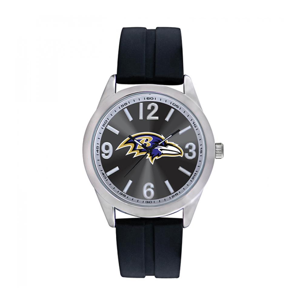 Baltimore Ravens Mens Watch NFL Football Wristwatch Varsity