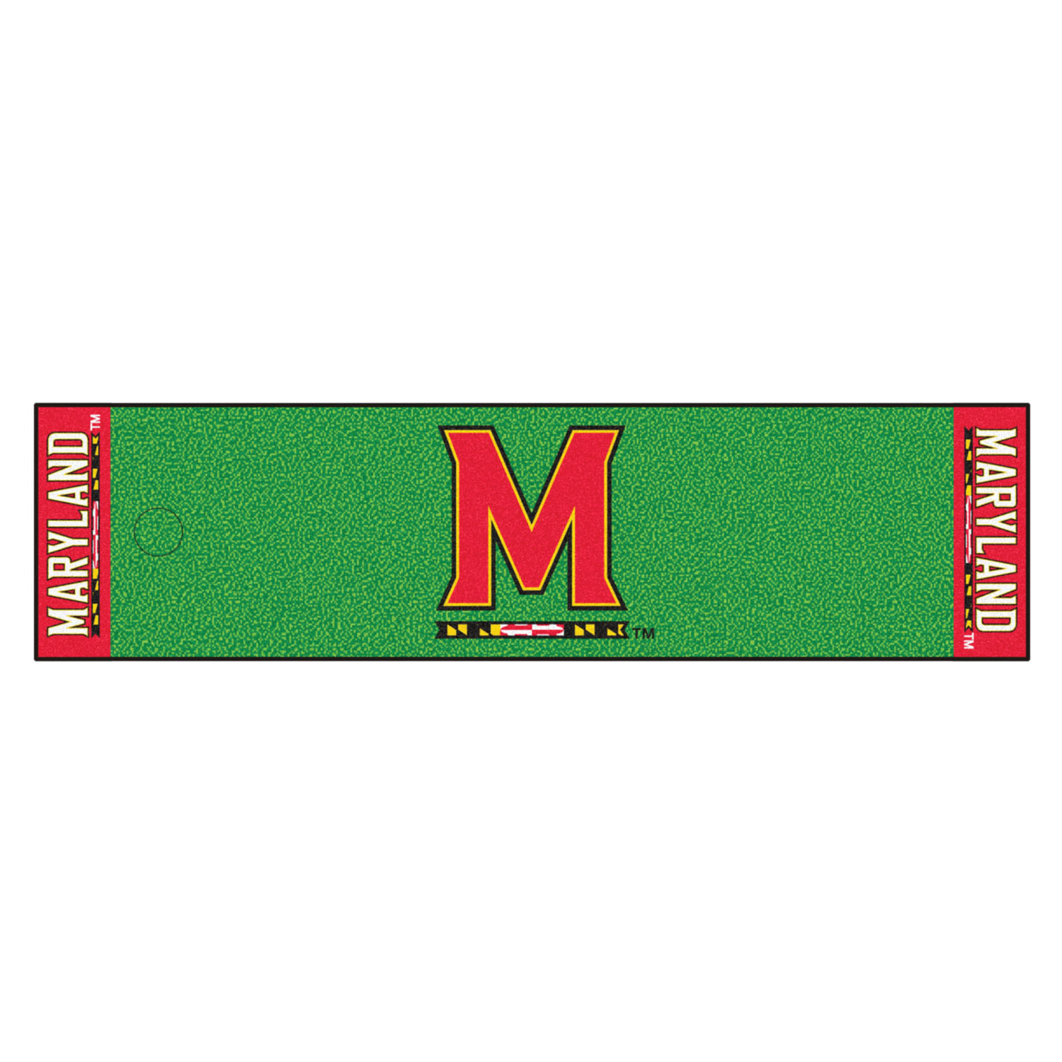 Fanmats Maryland Putting Green Runner