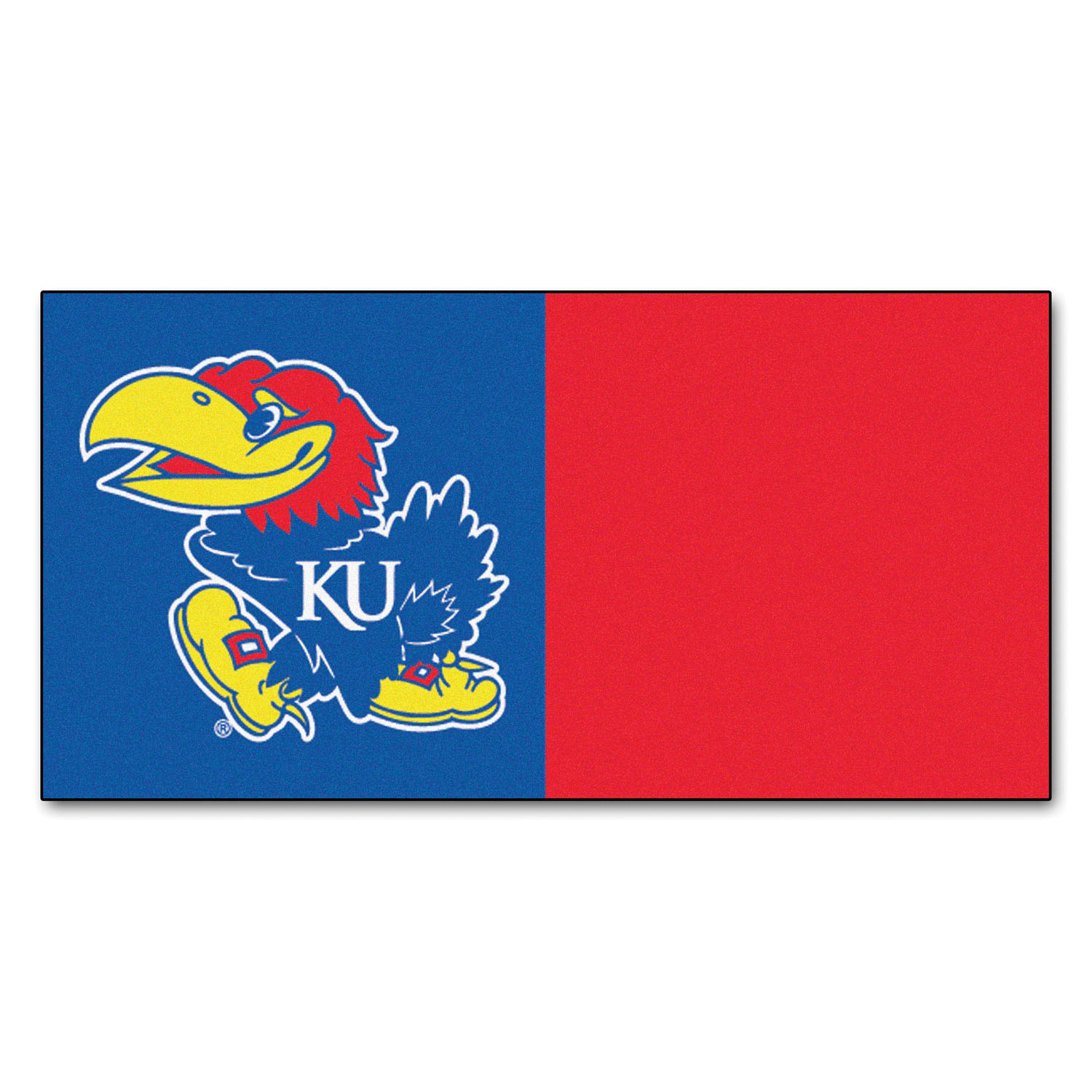 "Fanmats Kansas Carpet Tiles 18""x18"" tiles"