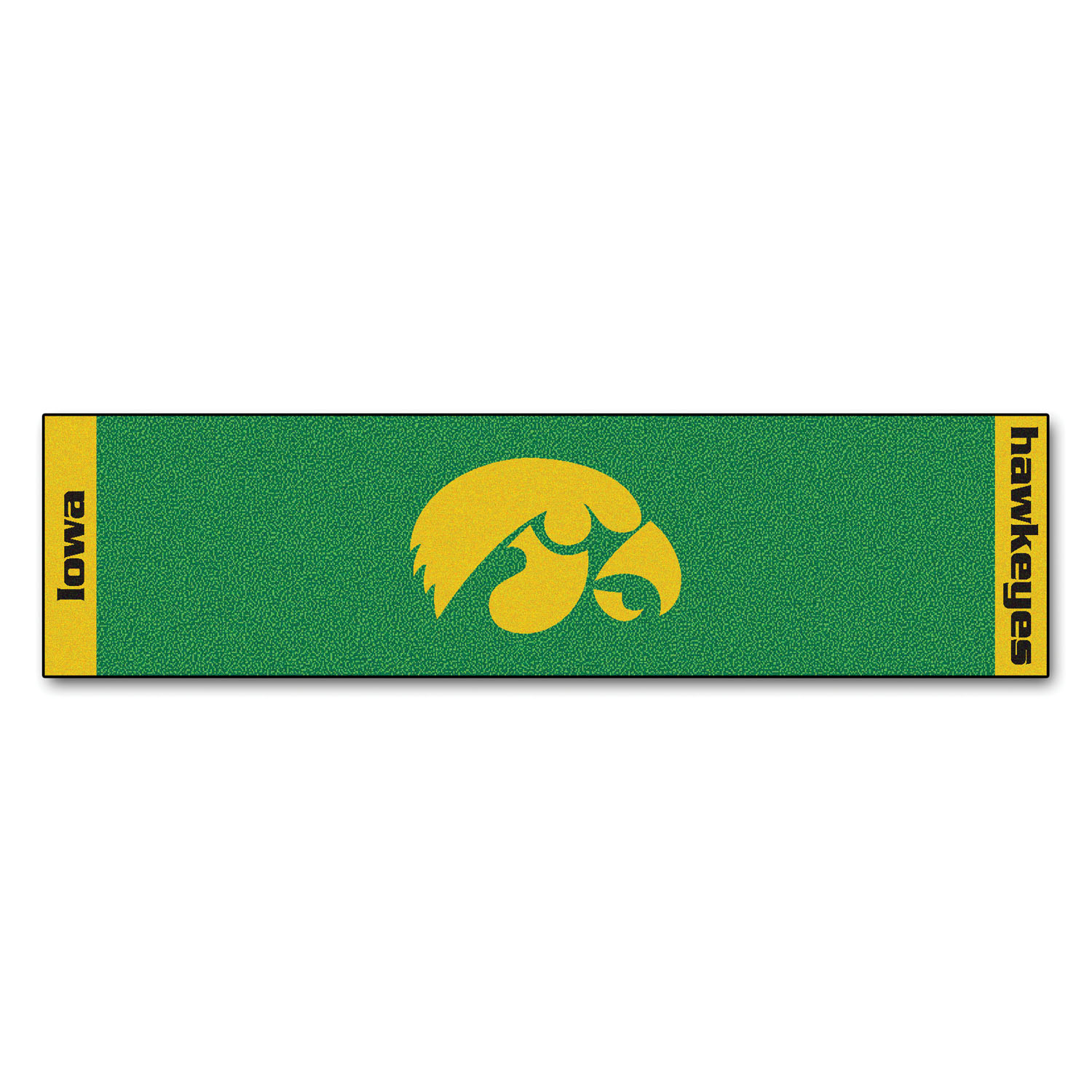 Fanmats Iowa Putting Green Runner