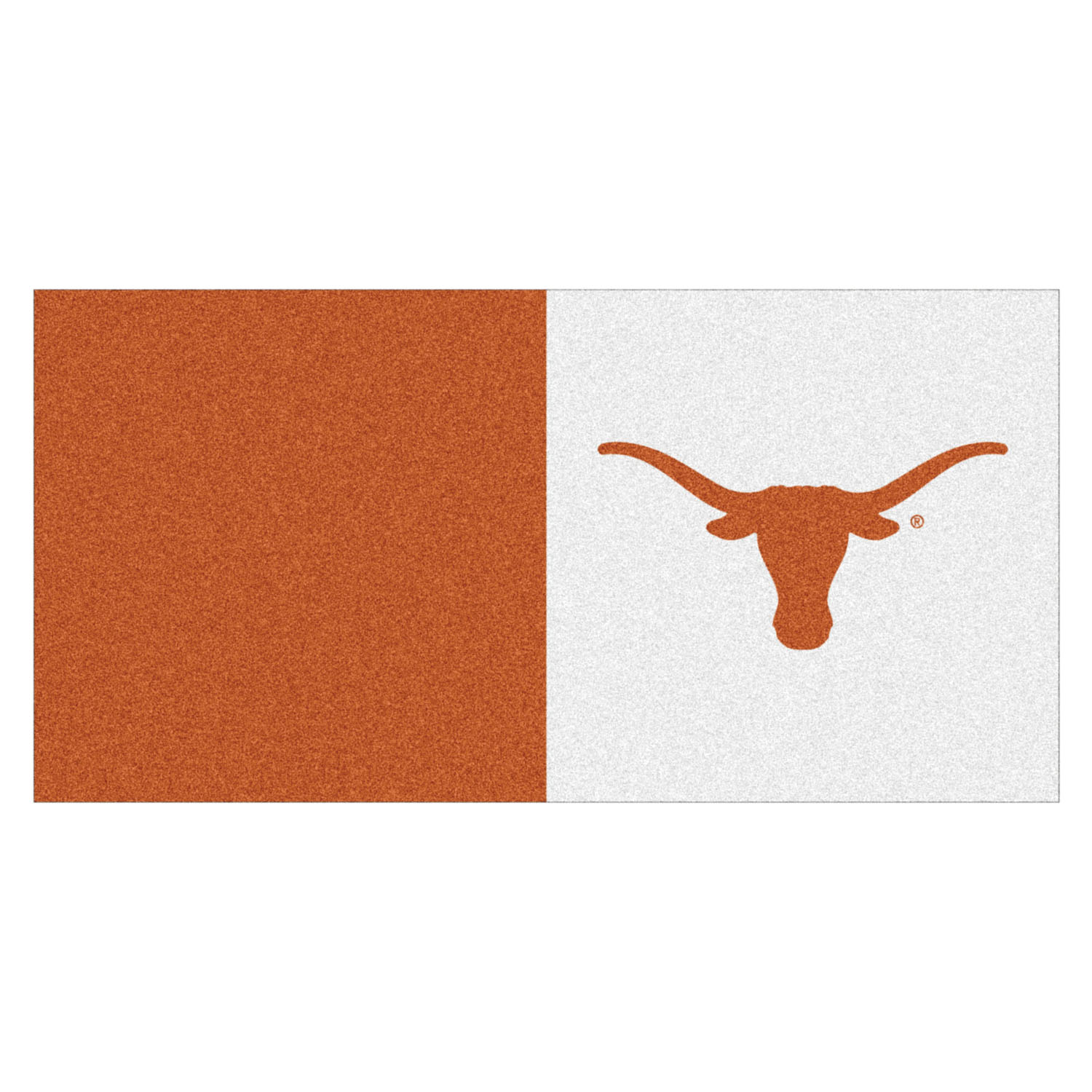 "Fanmats Texas Carpet Tiles 18""x18"" tiles"