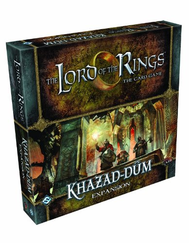 The Lord of the Rings Card Game: Khazad-Dum Expansion