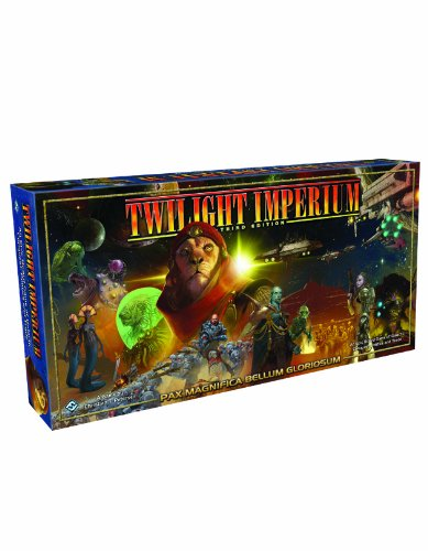 Twilight Imperium Third Edition: The Dawn of a New Age