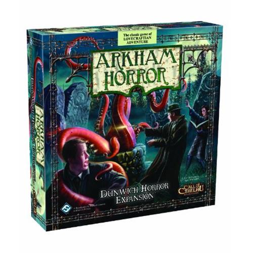 Arkham Horror Dunwich Horror Expansion