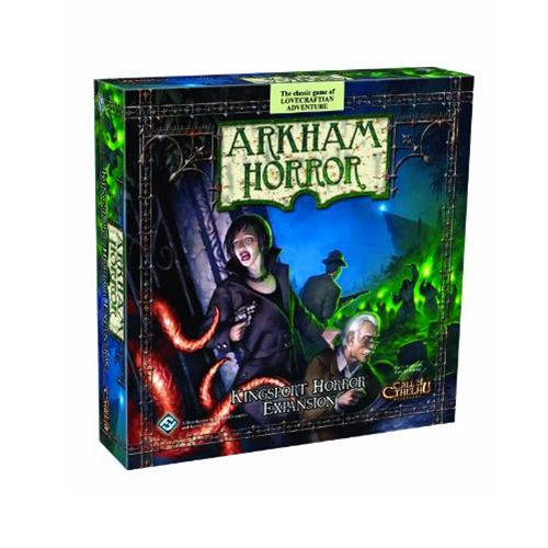 Arkham Horror Kingsport Horror Expansion Pack