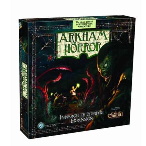 Arkham Horror Innsmouth Horror Expansion Pack