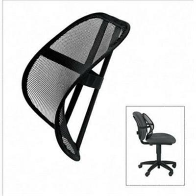 Mesh Backrest Black