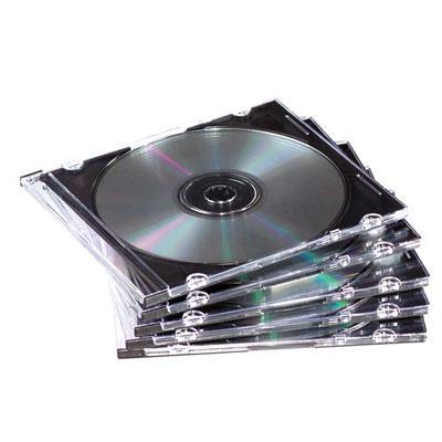 Slim Jewel Cases 100 PK