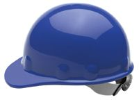 Fibre-Metal+ Blue SUPEREIGHT+ SWINGSTRAP+ Class E, G or C Type I Thermoplastic Hard Hat With 3-S Swingstrap+ Suspension