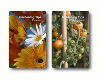 Double Deck Gardening Tip Playing Cards