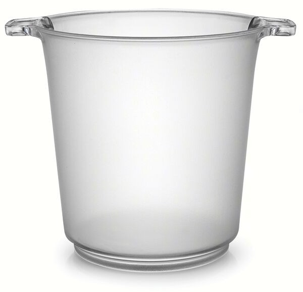 1 Gallon Ice Bucket Clear