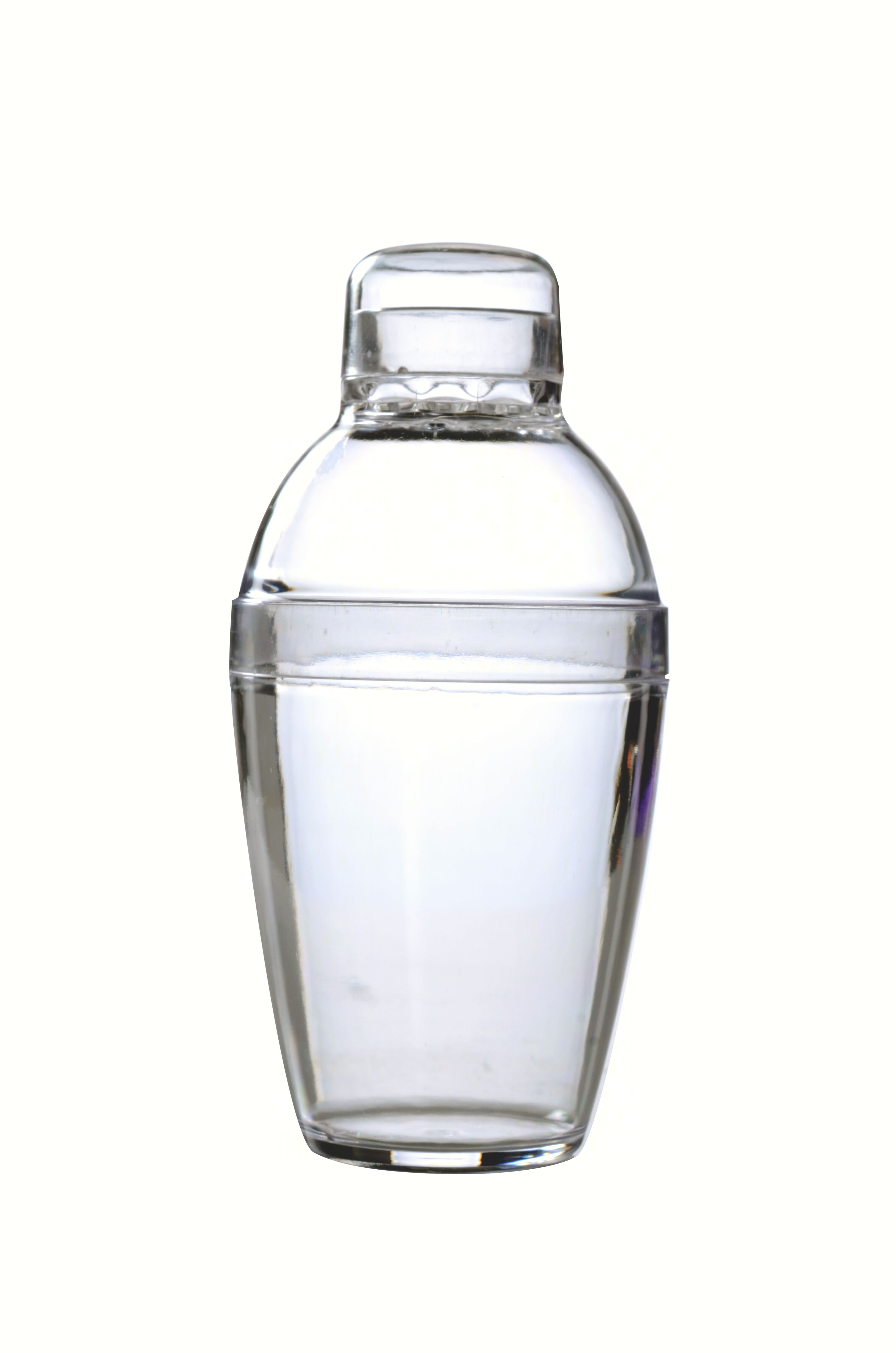 7 oz Cocktail Shaker Clear