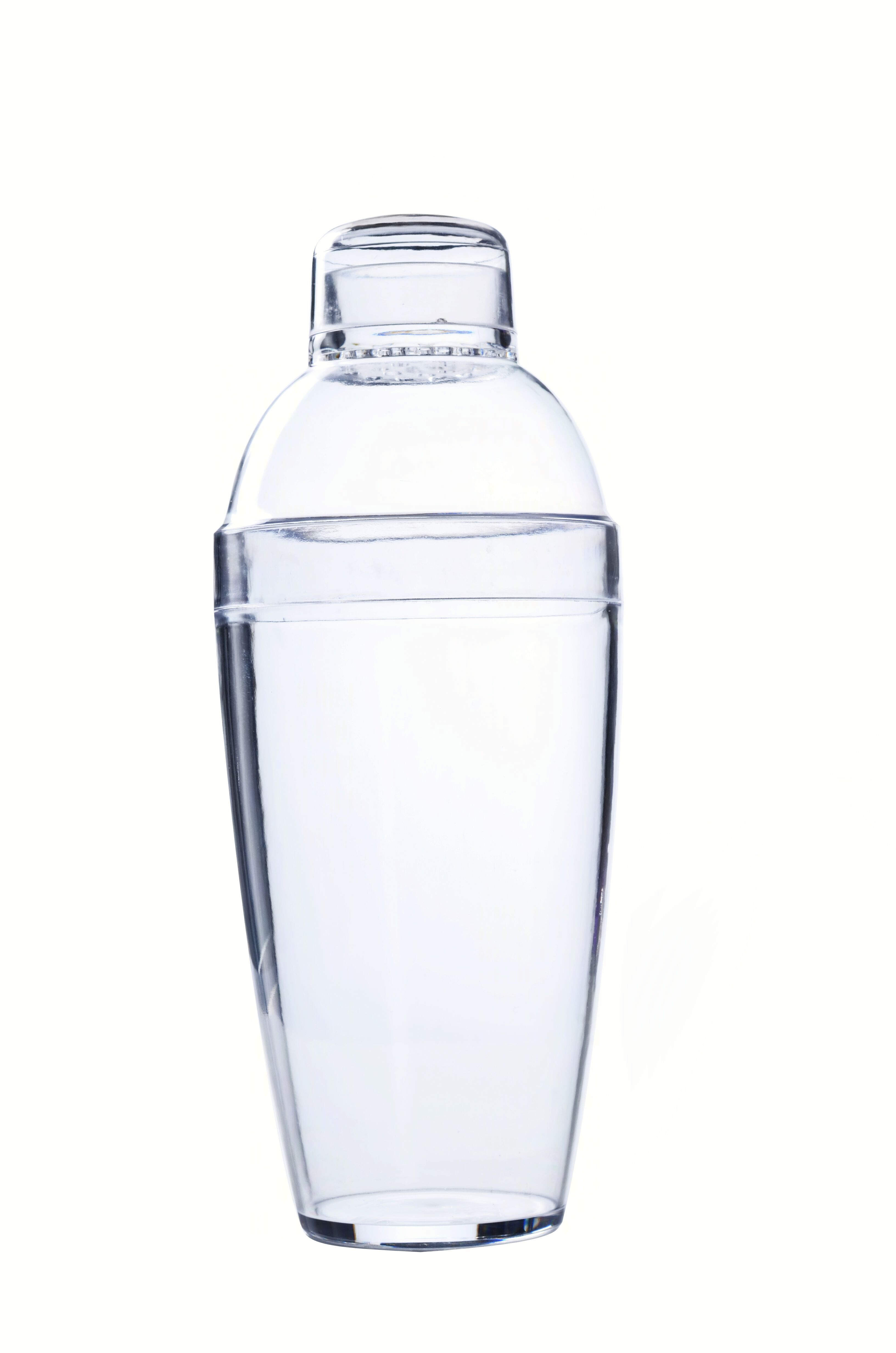 14 oz Cocktail Shaker Clear