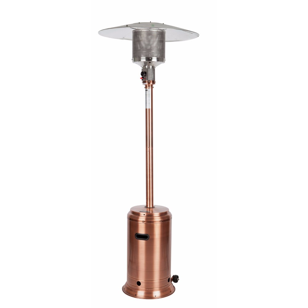 WT Living 46K BTU Commercial Copper Finish Patio Heater