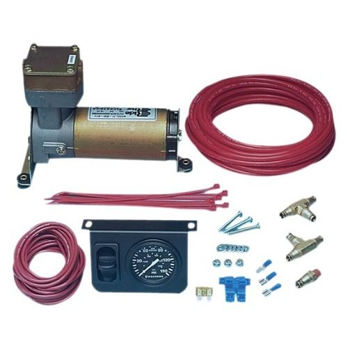 Level Command Heavy Duty Air Compressor System