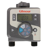 Gilmour Dual Outlet Timer