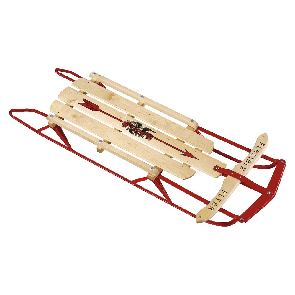 "Steel Runner Sled - 48"" Length"