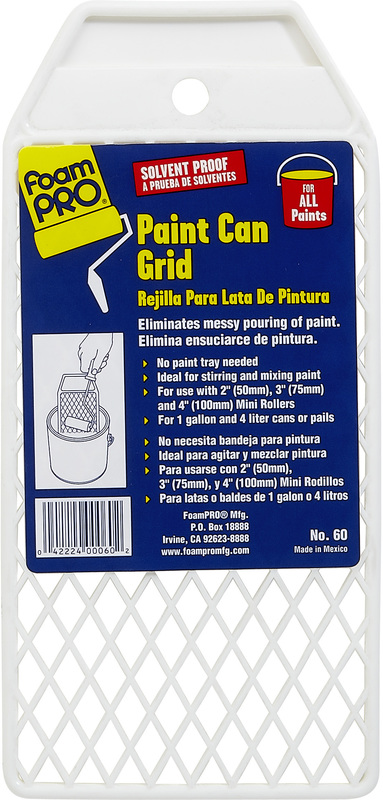60 1G PAINT CAN GRID
