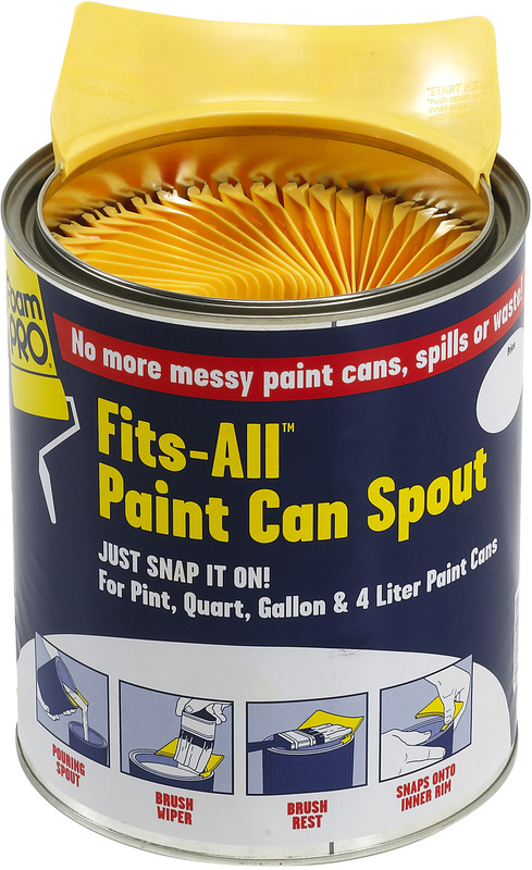 61 FITS ALL PAINT CAN SPOUT