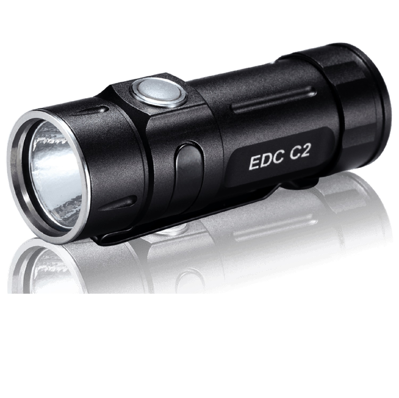 Folomov EDC-C2 Flashlight 600 Lumens