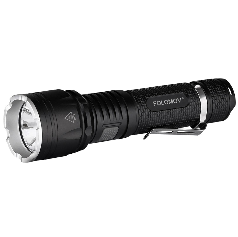 Folomov B4M Flashlight 1200 Lumens