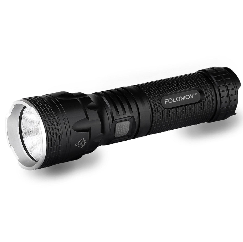Folomov B5M Flashlight 2500 Lumens