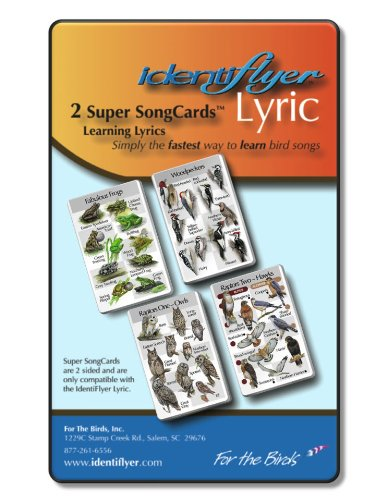 Lyric SongCards 2 Super SongCard Set
